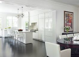 interior design kitchen white. Clean \u0026 Contemporary White Kitchen Interior Design I