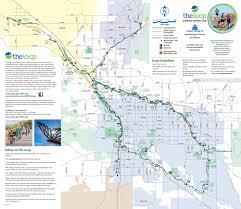 Tucson Elevation Chart The Chuck Huckelberry Loop Pima County