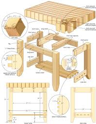 Chopping Table Kitchen How To Build A Butcher Block Counter Island House Islands And