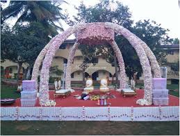 Flower Decoration Design Mandap Decorations Wedding Mandap Mandap Flower Decorations 35