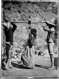ns slaves and mass murder the hidden history by peter  carl lumholtz tarahumara w being weighed barranca de san carlos sinforosa