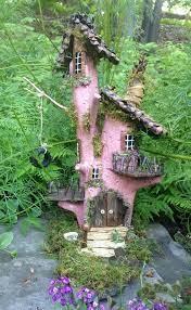 diy fairy house tree novocom top