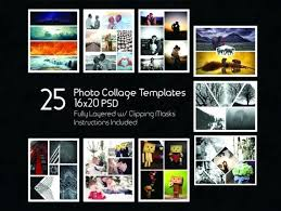 Picture Collage Templates Free Download Collage Template Illustrator Photo Meaning In Hindi Free