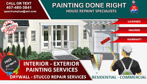 davenport fl house painting company interior and exterior painting orlando drywall stucco repair serving orlando clermont kissimmee celebration