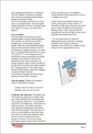 teacher tips click the quiet signal for high school to the article pdf format
