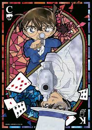 Epoch Jigsaw Puzzle Case Closed Conan VS Kid