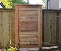 horizontal wood fence gate. 35 Wood Fence Designs And Ideas - Plans Details Horizontal Gate F