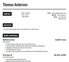 Build My Resume Stunning Build A Resume For Free And Download Spectacular Build A Resume For