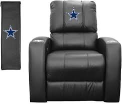 nfl home theater recliner dallas cowboys