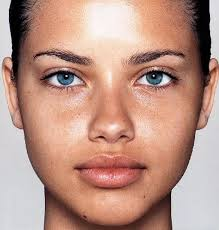 relaxed hair health beyonce gabrielle union and adriana lima s secret to flawless skin