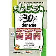 Seans 8. Sınıf Sözel Dersler Lgs 30 Deneme Fiyatları ve Yorumları