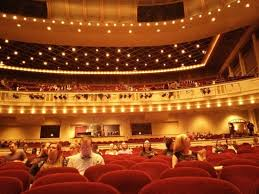 Mahaffey Seating Chart The Mahaffey Theater Picture Of Duke Energy Center For The