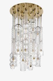 decorative chandelier no light inspirational lights lasvit