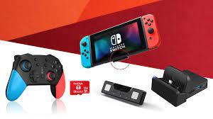 Zubehör für die Nintendo Switch: Die ...