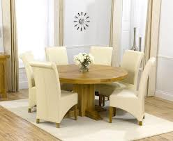 staggering cream dining tables chairs luxurius home cream dining room sets with good zenia oak cm round dining table amp collection jpg