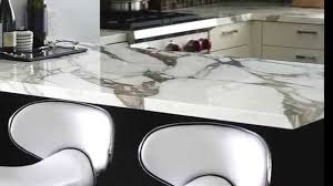 design your kitchen with calacatta gold marble tile and countertop