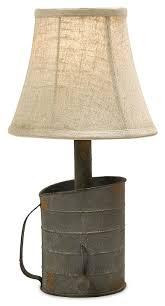 Farmhouse Style Lighting Rustic Farmhouse Table Lamp