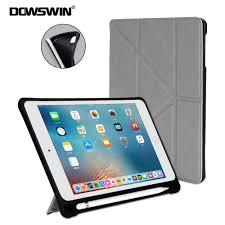 case for ipad pro 9 7 smart cover for ipad air 2 1 pu leather case multi