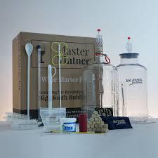 master vintner starter wine making kit