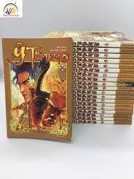 Truyện Tranh Ỷ Thiên Đồ Long Ký 20 Tập, giá tốt nhất 340,000đ! Mua nhanh  tay!