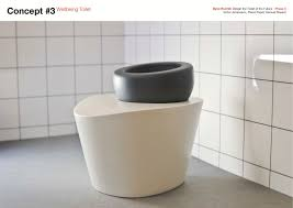 ergonomicallycorrect 'wellbeing toilet' helps you poop the right