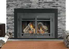 replacement gas fireplace inserts fireplace glass inserts