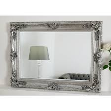 abbey baroque style wall mirror
