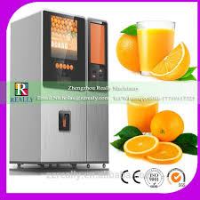 Fresh Juice Vending Machine Adorable Ce Approved Fresh Fruit Juice Vending Machinefresh Squeezed Orange