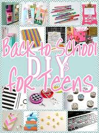 the best back to school diy projects for teens and tweens locker decorations customized school supplies accessorieore dreaming in diy