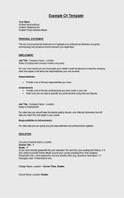 How To Write A Cv Examples Nouveau How To Make Cover Letter