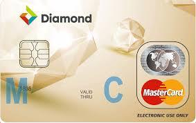 diamond gold credit card