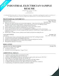 Sample Resume For Electrical Technician Extraordinary Apartment Maintenance Technician Resume Sample Aircraft Mmventuresco