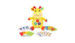 Развивающая <b>игрушка Жирафики</b> Умный <b>Жирафик</b> - Акушерство ...