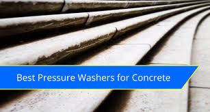 What Size Pressure Washer Do I Need To Clean Concrete