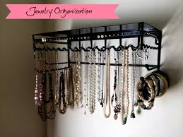 Hanging Necklace Organizer Wall Mount Jewelry Organizer Product Review Kendranicolenet