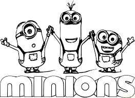 Minions Coloring Pages King Bob Minion Coloring Sheets Bob The Pages