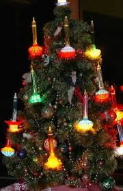 Authentic Vintage Christmas Tree LightsOld Style Christmas Tree Lights