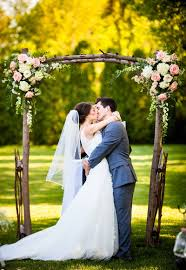 Paper Flower Archway 10 Adorable Diy Floral Wedding Arch Strongdaily Net