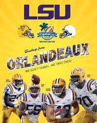2010 Lsu Football Capital One Bowl Guide By Lsu Athletics