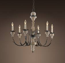 restoration hardware chandeliers amazing chandelier 101 choosing sizing and hanging intended for 16