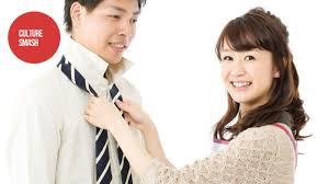 Japanese wife pays husbands debts