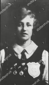 Miss Hilda Smith Who Has Been Chosen Editorial Stock Photo - Stock Image    Shutterstock
