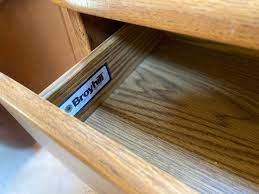 vintage broyhill quality furniture wood