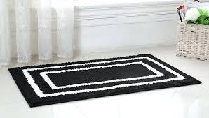 black white bathroom rugs black and gray bathroom rugs black and white bathroom rug small home