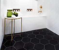 beautiful ideas black bathroom floor tiles tile designs