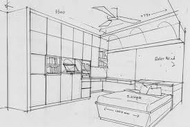 interior design bedroom drawings. Bedroom Design Software With Nifty Interior Hand Drawings -
