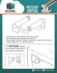 Soft Close Cabinet Sale 10 Pack Softclose For Cabinet Doors Compact Metal Soft