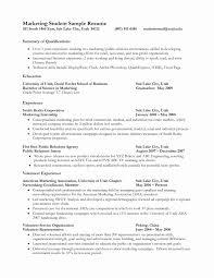 13 Beautiful Marketing Resume Templates Resume Sample Marketing