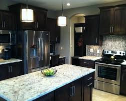 kitchen colors with dark cabinets. Wonderful Cabinets SW Mega Greige Paint Dark Cabinets This Is My Wall Color I Hope It Looks  This Good Once Cabinets Are In  Intended Kitchen Colors With Dark Cabinets K