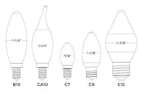 Christmas Light Bulb Size Airplanespirits Com